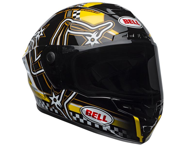 Tributo a la Isla de Man con el casco deportivo Bell Star
