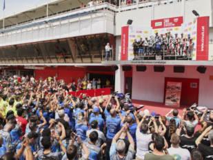 Éxito de las AMV 24 Hores de Catalunya de Motociclisme