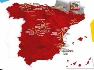 La Yamaha Niken vuelve a ser la moto de La Vuelta