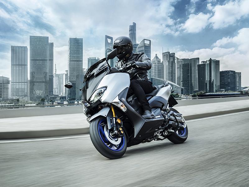 Las matriculaciones de motos crecen un 10,3% en Europa en el primer semestre