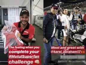 ¡Sé tú el Motul SuperFan del Gran Premio de MotoGP de Aragón!