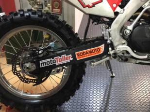 Los neumáticos Metzeler Six Days Extreme y los mousses Anlida, prueba superada