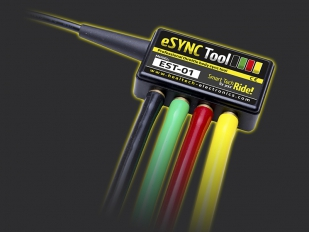 Alta precisión con el manómetro-vacuómetro Healtech eSync