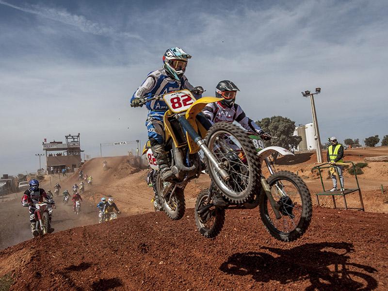 Agenda motera: Motocross, motocross clásico, supercross y mucho más.