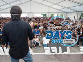 Agenda motera: MotoGP de San Marino y los BMW Motorrad Days son las citas ineludibles del fin de semana