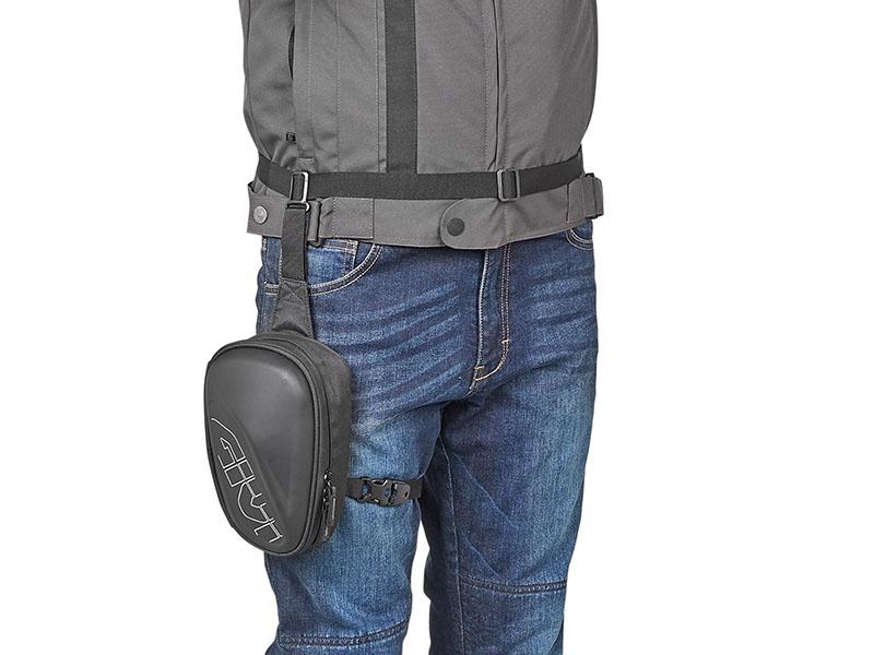 Givi lanza su nueva bolsa de pierna Racing de su gama Sport-T