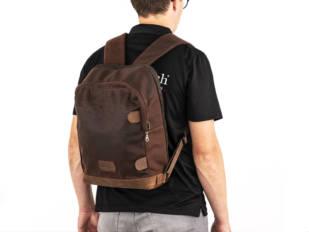Wunderlich presenta su Tank Bag, una mochila / bolsa sobredepósito para la BMW R NineT