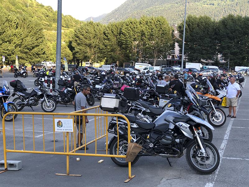 Las matriculaciones de motos caen un 2,1% en agosto