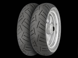 Los neumáticos Continental ContiScoot superan un exigente test en circuito