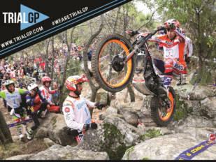 Agenda motera: motocross, SBK, trial, almuerzo solidario y MotoGP en un fin de semana muy completo