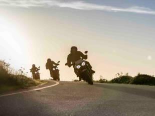 'Triumph for Life': tu moto puede salvar vidas