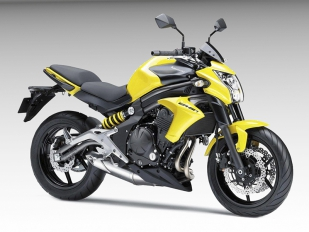 motoConsultas BertonBike: Indicador de avería encendido tras una revisión en una Kawasaki ER600N