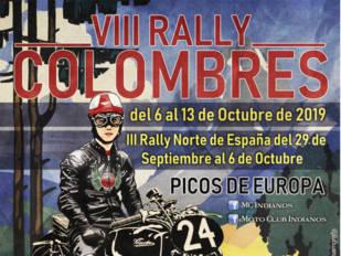 Nostalgia y diversión motera en el renacido Rally Colombres