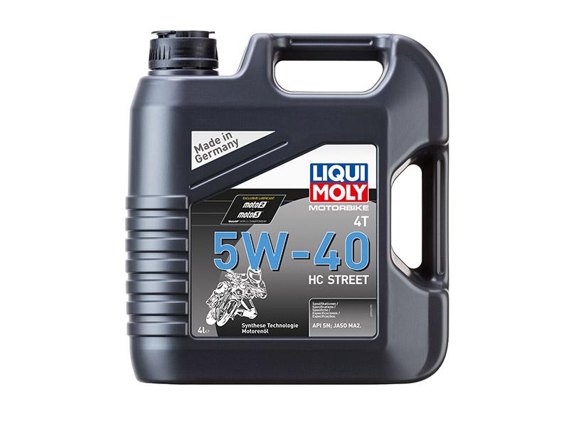 Novedades BIHR: Aceite de motor antifricción hidro craqueado Liqui-Moly