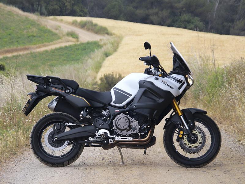 motoConsejo Texa: Mantenimiento programado en una Yamaha Super Ténéré