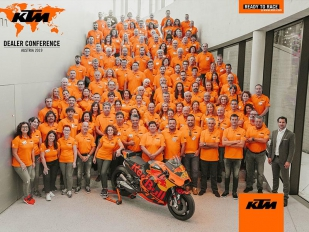 KTM España celebra en Mattighofen su Dealer Meeting anual