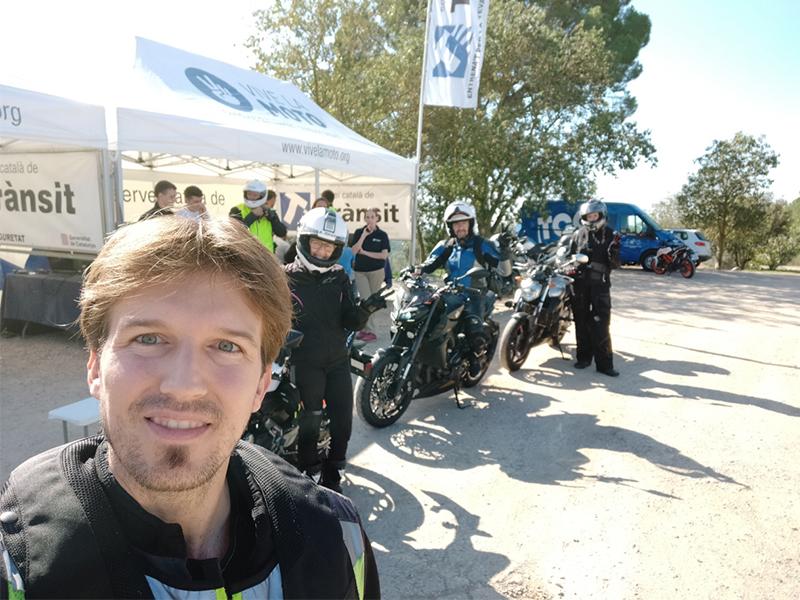 Formación 3.0: Seguridad Vial en moto, por SmartMotoRiders
