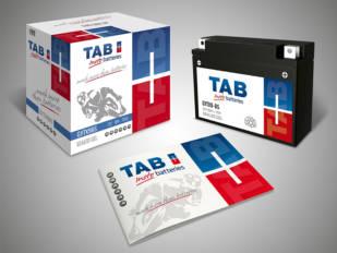 La línea de baterías para moto de TAB crece a buen ritmo