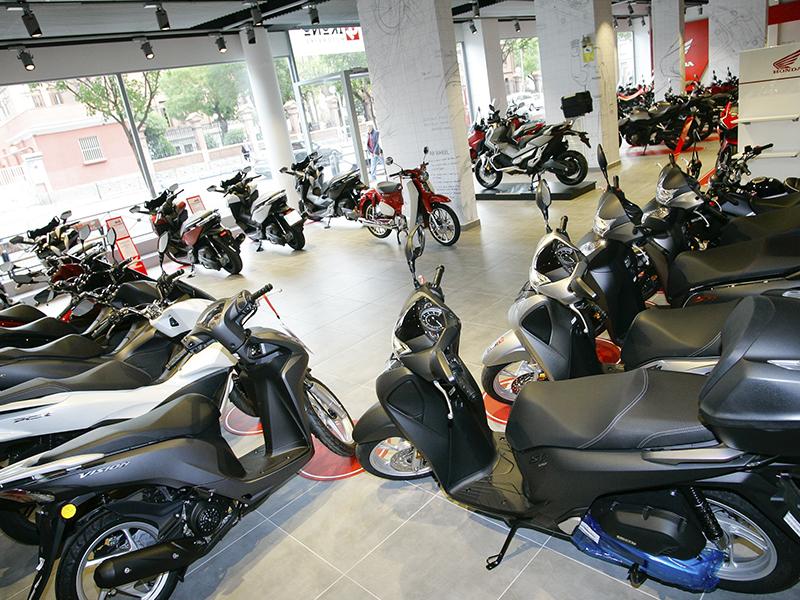 Ikono Motorbike, el nuevo concesionario oficial Honda en Madrid