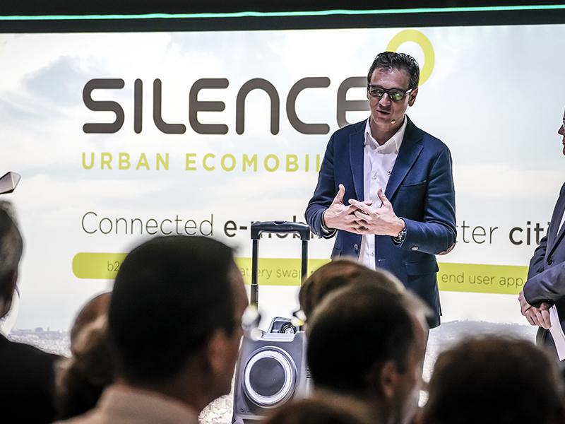 Ofensiva de novedades Silence en el SmartCity Barcelona