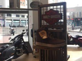 Harley-Davidson abre su primer pop up store en España