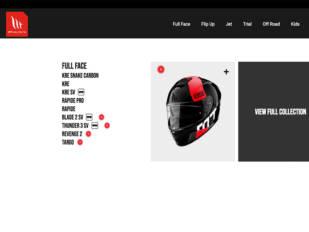 MT Helmets estrena nueva web