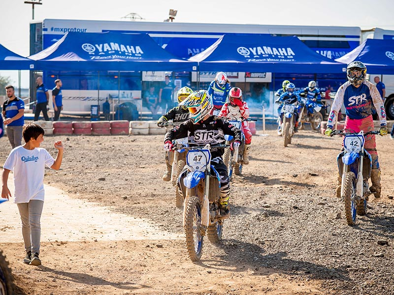 Éxito absoluto del Yamaha MX Pro Tour 2019 en Rocco's Ranch
