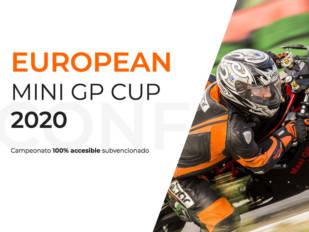 Nace el European MiniGP Cup de la mano de Todos a Rodar
