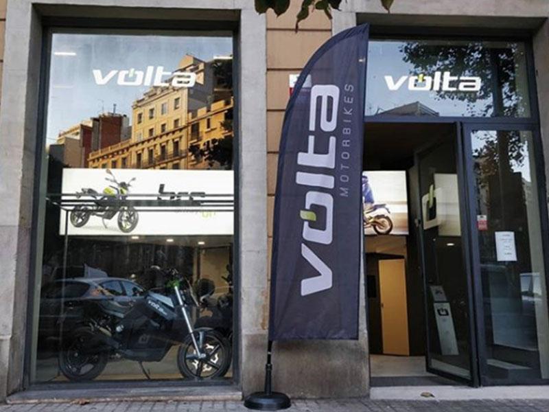 Volta inaugura su Flagship Store en Barcelona