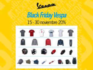 """Apróvechate del """"Black Friday"""" de Vespa y Moto Guzzi"""