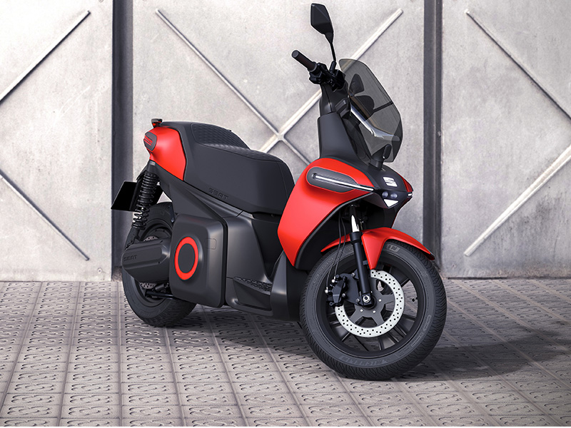SEAT muestra su e-Scooter fabricada por Silence que comercializará en 2020