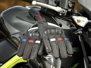 Seventy Degrees presenta los guantes touring de invierno SD-T1