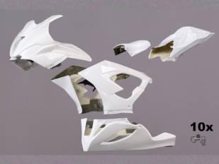 TF Superbike presenta un kit de carenado y accesorios para la BMW S1000RR