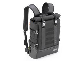 GIVI lanza su mochila semirrígida más aventurera con la GRT711