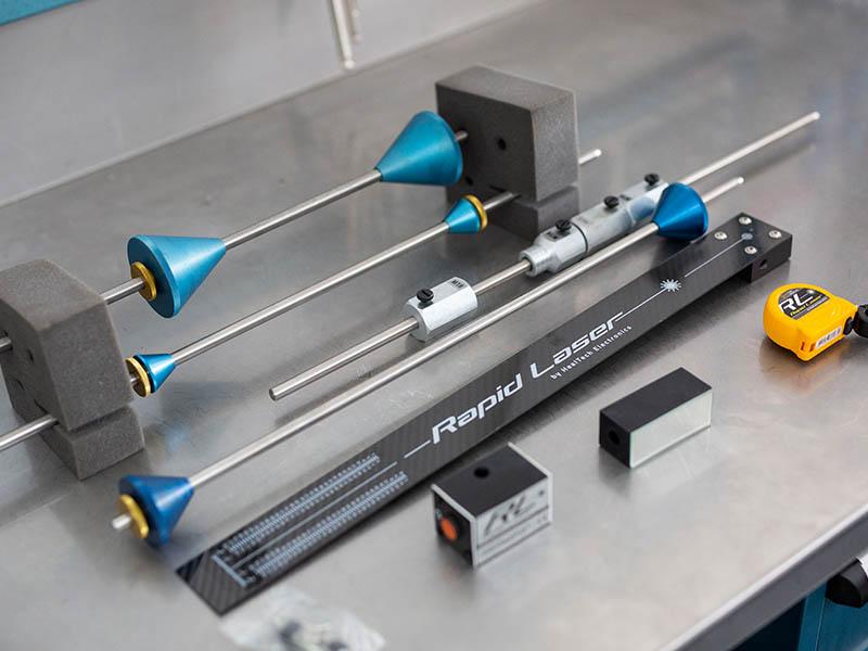 Experimenta la precisión lumínica con Rapid Laser de Healtech Electronics