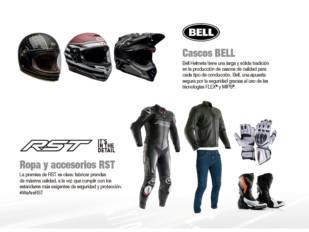 Descubre las colecciones 2020 de Bell y RST en Bihr