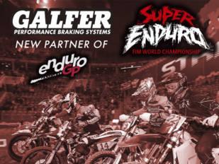 Galfer patrocinará el Mundial de Enduro y Super Enduro 2020