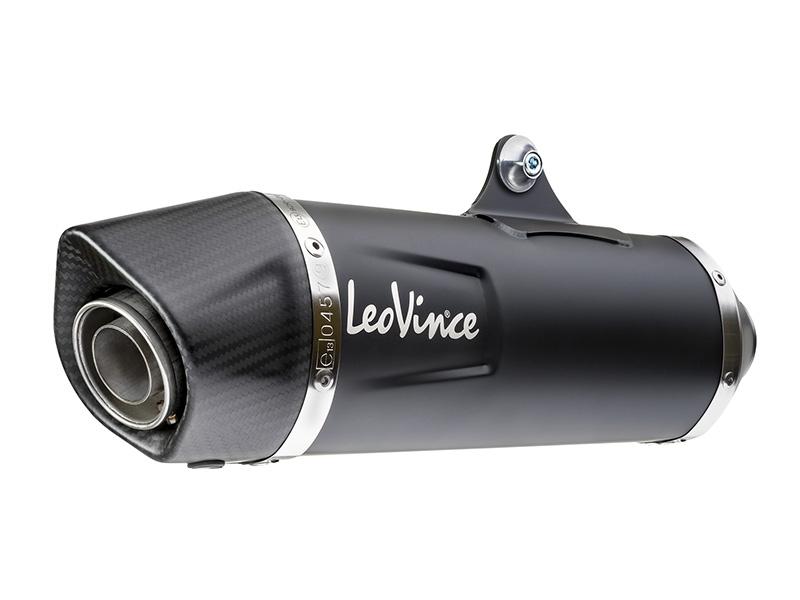 Dale un plus de deportividad a tu Vespa GTS 300 con el nuevo escape Nero de LeoVince