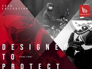 El catálogo 2020 de MT Helmets, espectacular