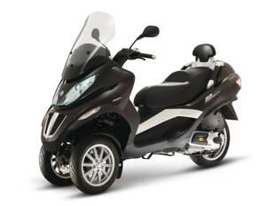 motoConsejo Texa: Mantenimiento vencido en una Piaggio MP3 Hybrid