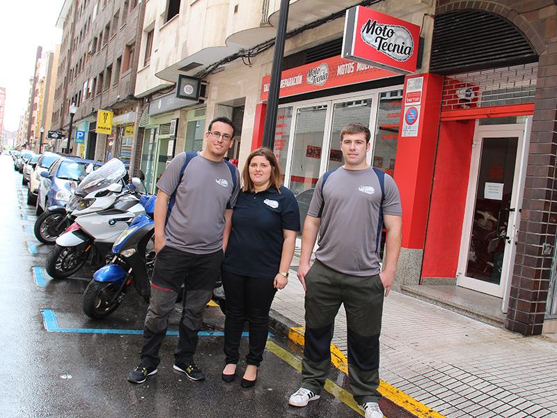 Mototecnia Gijón: corazón electrónico