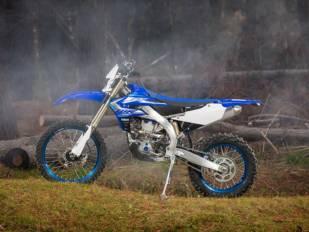 Yamaha renueva por completo su YZ450F