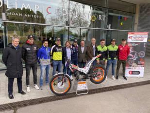 Toni Bou y Adam Raga se vuelven a retar en el 43º Trial Indoor Solo Moto de Barcelona