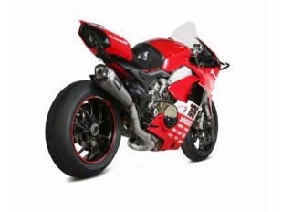 MIVV ha desarrollado un kit de carreras que agrega 12 CV a la Ducati Panigale V4 1100