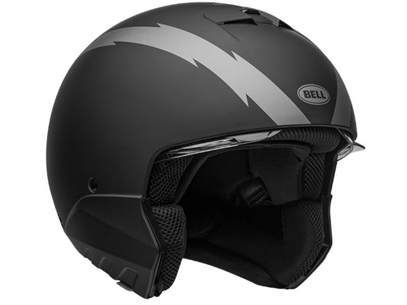 Nuevo Bell Broozer, un casco para los fans del estilo streetfighter