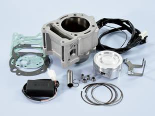 Polini desarrolla un grupo térmico que mejora las prestaciones de la Vespa 300 GTS y la Piaggio Beverly Euro 3 y 4