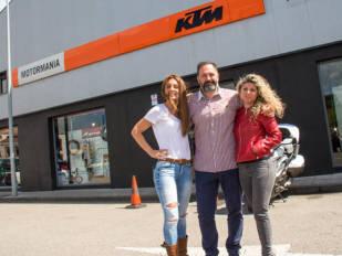 Maniáticos de la moto: Motormanía Asturias (Colloto, Oviedo)