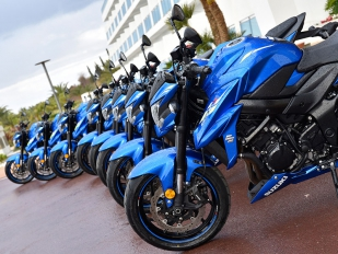 Suzuki ofrecerá tres años de garantía en sus monturas
