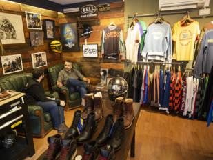 R2 Biker Store (Barcelona): Un oasis urbano