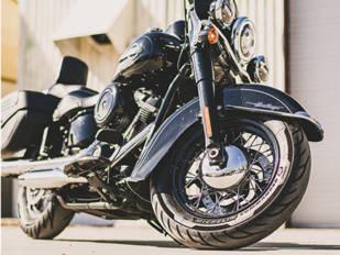 Commander III, lo último de Michelin para motos custom